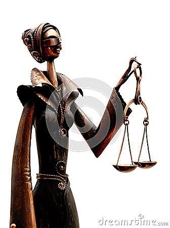 Blind judge