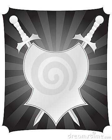 Blindaje y espadas