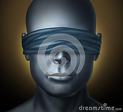 Free Blindfolded Stock Photos - 24696783