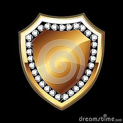 Bling shield