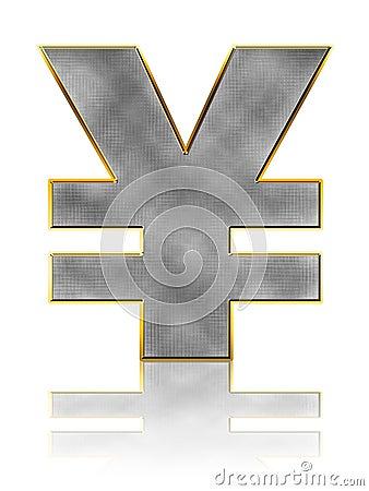 Bling Yen Symbol