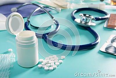 Blister medical pills pharmaceutical stuff