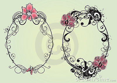 Blocchi per grafici floreali
