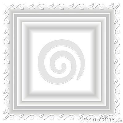 Blocco per grafici bianco