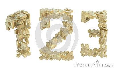 Block Build Numbers