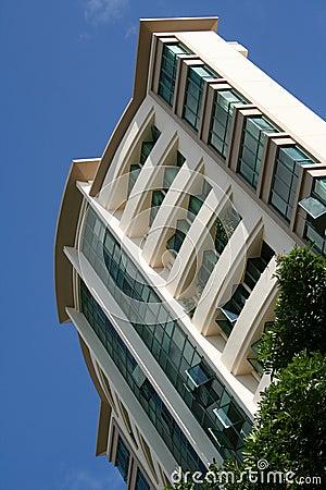Block of condominium