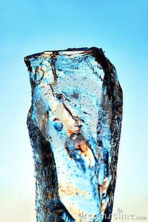 Block of ice
