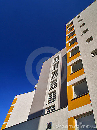 Free Block Of Flats Royalty Free Stock Image - 3219586