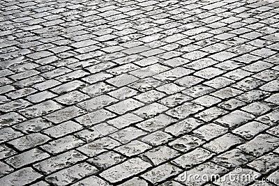 Block pavement