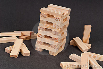 Block Tower Building Game
