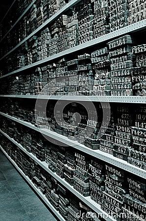 Blocks archive