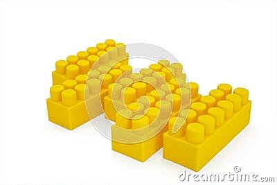 Blocks for children games