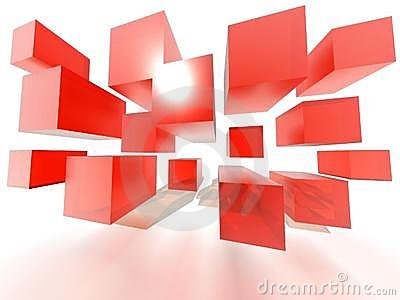 Blocks illustration