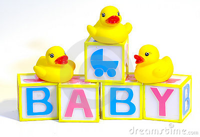 Blocks and Rubber Ducks