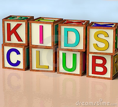 Blocks Spelling Kids Club