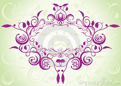 Bloemen patroonontwerp
