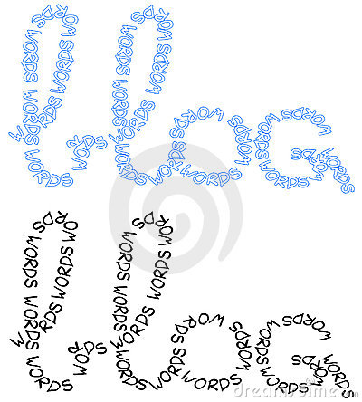 Blog logos