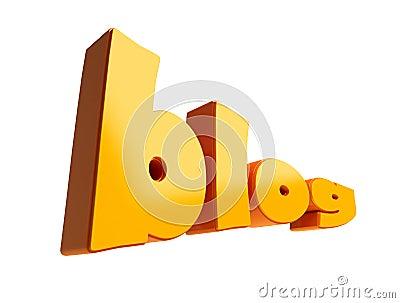 Blog text