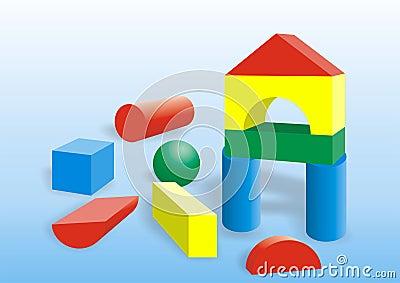 Blokowy budynek