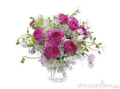 Blom- ordning