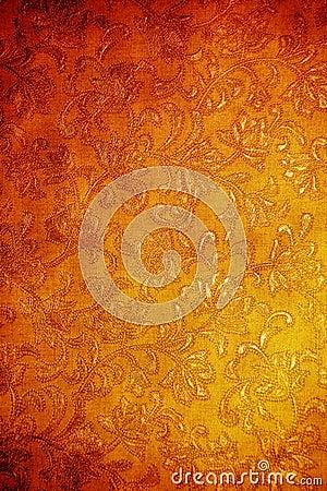 Blom- textur