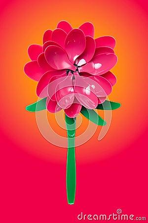 Blommaplast-