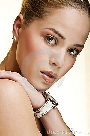 Free Blond Royalty Free Stock Photography - 4965967