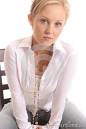 Blond chair3