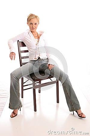 Blond chair4