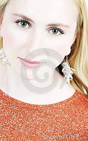 Blond girl 13