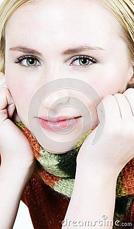 Blond girl 5