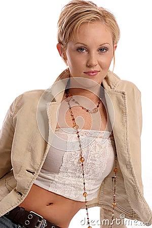 Blond Jacket3