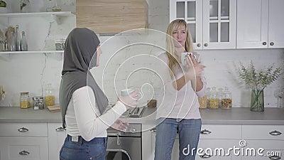 Muslimische Freundin