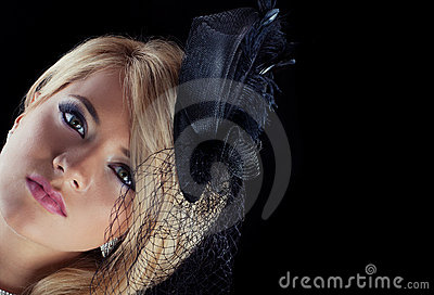 Blond Wonderful Women Stock Photo - Image: 21388920