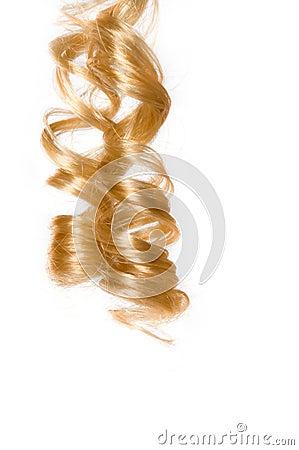 Free Blonde Hair Stock Image - 13288191