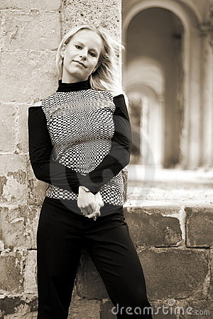 Free Blonde Woman Royalty Free Stock Image - 874746