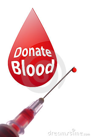 Free Blood Donation Royalty Free Stock Images - 10557039