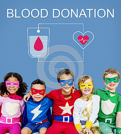 Free Blood Donation Aid Heart Care Concept Stock Photography - 85687792