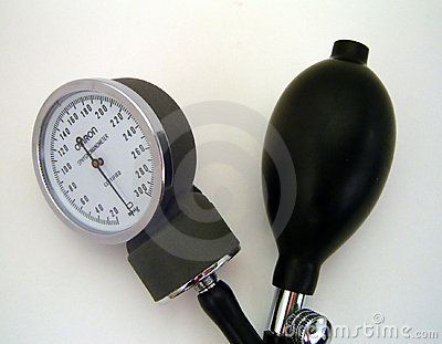 Blood Pressure Gage