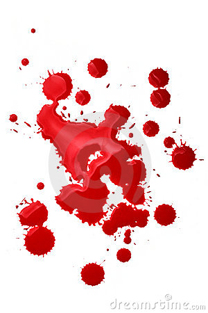 Free Blood Splatters Royalty Free Stock Images - 14093939