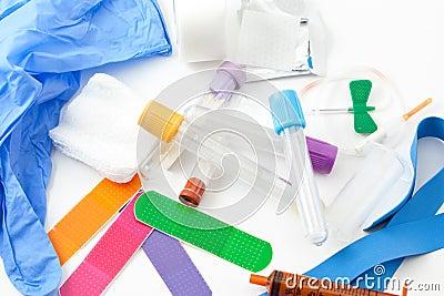 Blood Work Kit