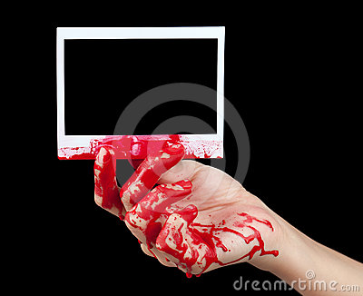 Bloody Instant Photo II