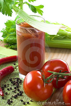 Free Bloody Mary Royalty Free Stock Images - 13902019