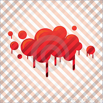 Bloody spot