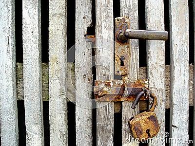 Bloqueo oxidado