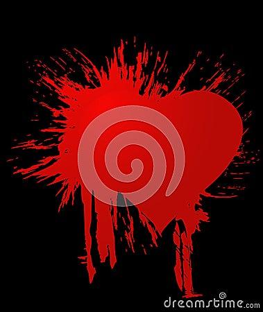 Blot heart
