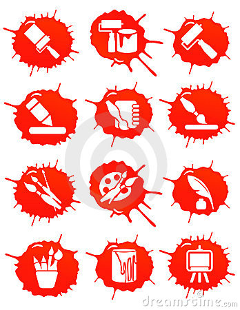 Blot icons