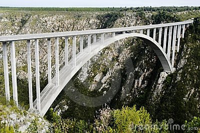Bloukrans Bridge, South Africa