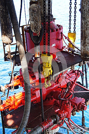 Blow Out Preventer for Offshore Drilling Rig