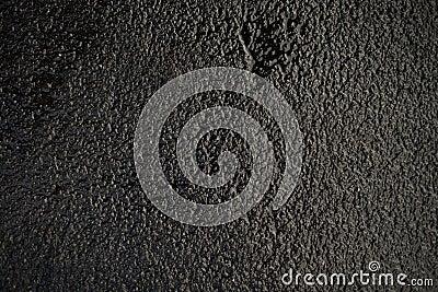 Blöta asfaltbakgrund